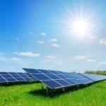 Energie + Umwelt -Solarstrom